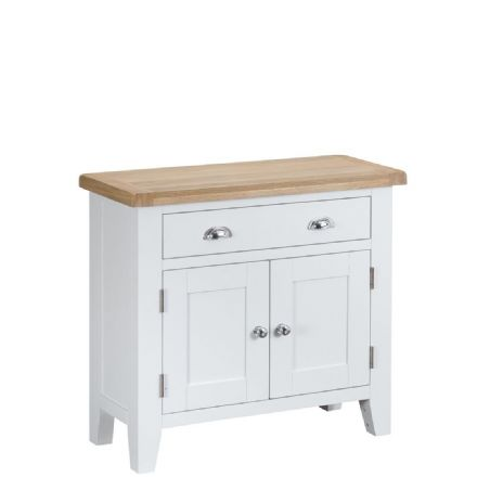 Toulouse White Small Sideboard